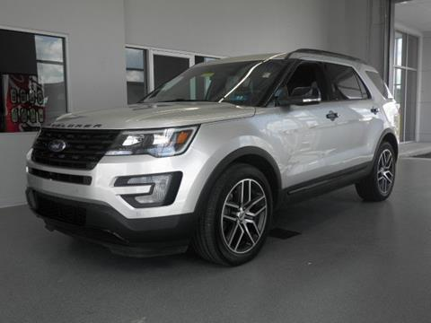 2016 Ford Explorer for sale in Morehead, KY