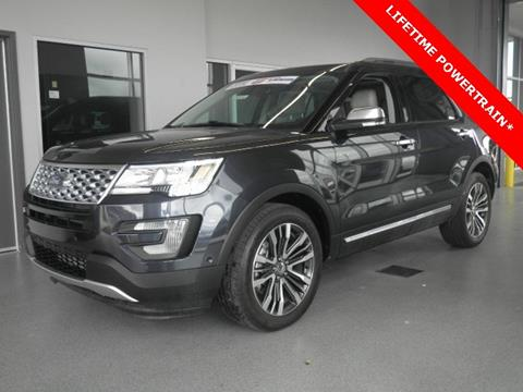 2017 Ford Explorer for sale in Morehead, KY