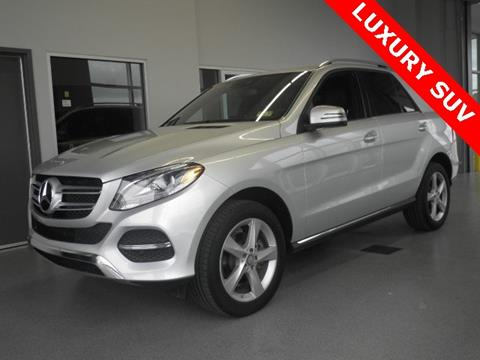 2016 Mercedes-Benz GLE for sale in Morehead, KY