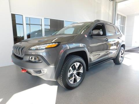 2018 Jeep Cherokee for sale in Morehead, KY
