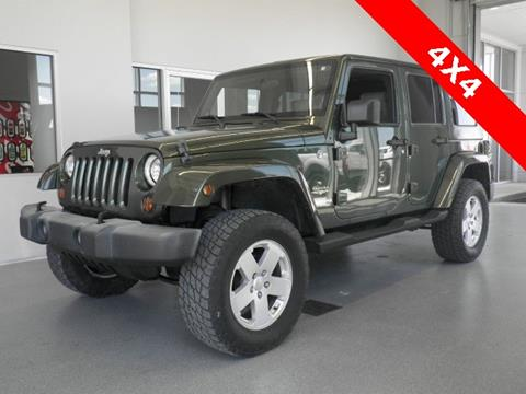 2007 Jeep Wrangler Unlimited for sale in Morehead, KY