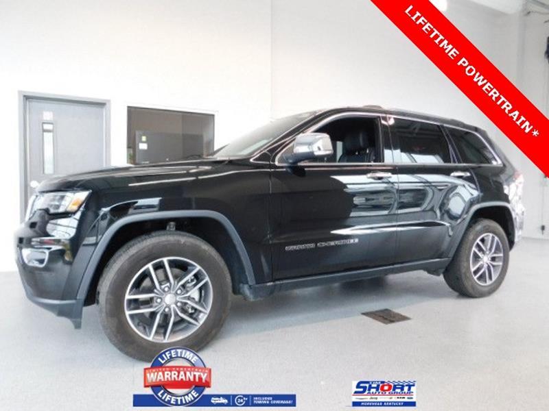 Jeep Grand Cherokee Limited In Morehead KY Tim Short Chrysler - Tim short chrysler