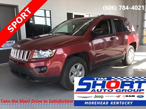 2017 Jeep Compass for sale in Morehead, KY