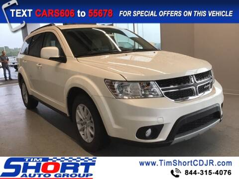 2019 Dodge Journey for sale at Tim Short Chrysler in Morehead KY