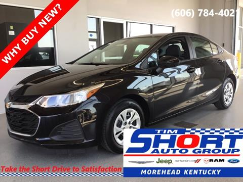 2019 Chevrolet Cruze for sale in Morehead, KY