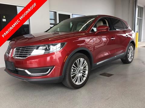 2018 Lincoln MKX for sale in Morehead, KY