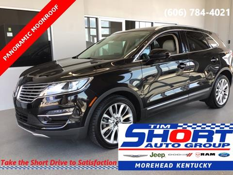 2018 Lincoln MKC for sale in Morehead, KY
