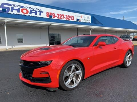 2019 Chevrolet Camaro for sale in Morehead, KY