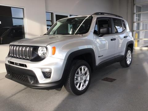 2019 Jeep Renegade for sale in Morehead, KY