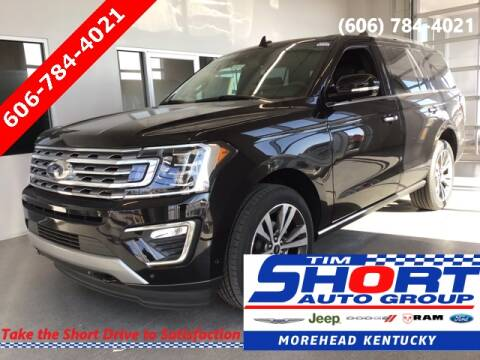 2020 Ford Expedition for sale at Tim Short Chrysler in Morehead KY