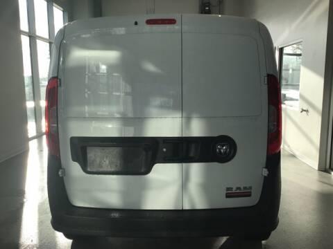 2020 RAM ProMaster City Cargo