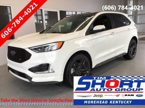 2020 Ford Edge for sale at Tim Short Chrysler in Morehead KY