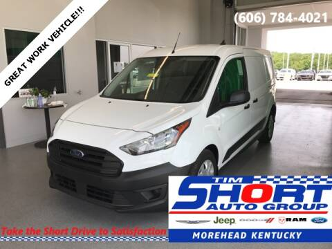 2020 Ford Transit Connect Cargo for sale at Tim Short Chrysler in Morehead KY