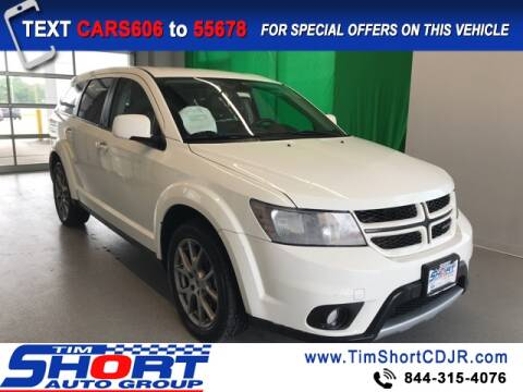 2018 Dodge Journey for sale at Tim Short Chrysler in Morehead KY