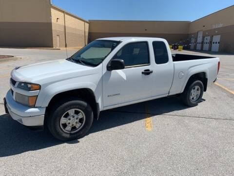 2004 Chevrolet Colorado for sale at Tim Short Chrysler in Morehead KY