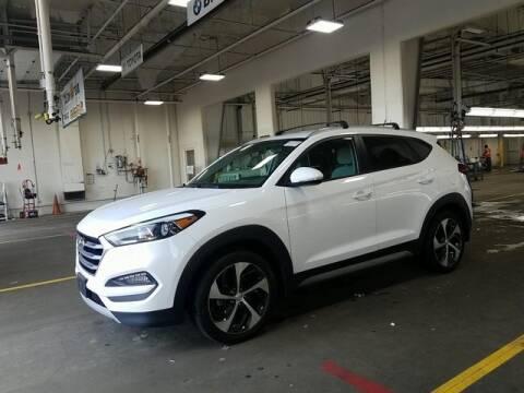 2017 Hyundai Tucson Sport for sale at Tim Short Chrysler in Morehead KY