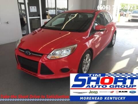2014 Ford Focus SE for sale at Tim Short Chrysler in Morehead KY