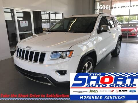 2014 Jeep Grand Cherokee Limited for sale at Tim Short Chrysler in Morehead KY