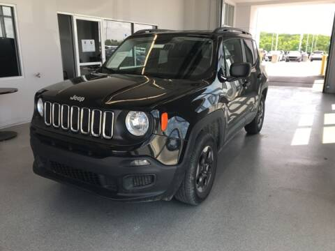2017 Jeep Renegade Sport for sale at Tim Short Chrysler in Morehead KY