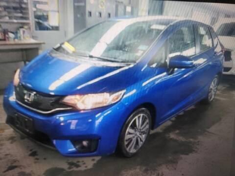 2016 Honda Fit EX for sale at Tim Short Chrysler in Morehead KY