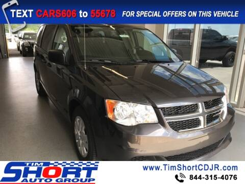 2020 Dodge Grand Caravan for sale at Tim Short Chrysler in Morehead KY