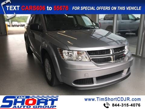 2020 Dodge Journey for sale at Tim Short Chrysler in Morehead KY