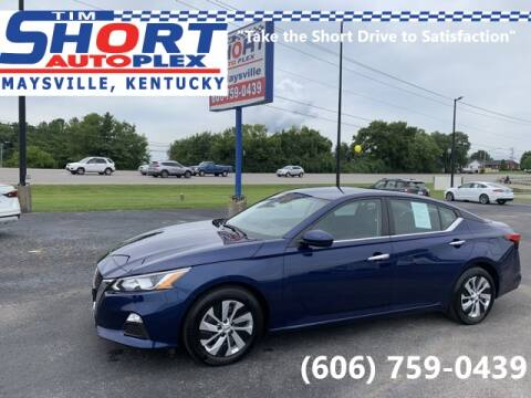 2019 Nissan Altima for sale at Tim Short Chrysler in Morehead KY