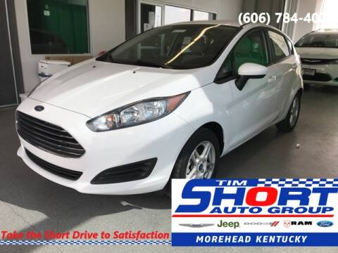 2019 Ford Fiesta for sale at Tim Short Chrysler in Morehead KY