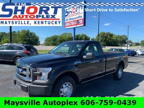 2016 Ford F-150 for sale at Tim Short Chrysler in Morehead KY