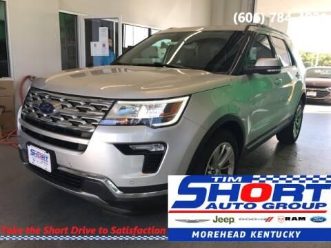 2019 Ford Explorer for sale at Tim Short Chrysler in Morehead KY