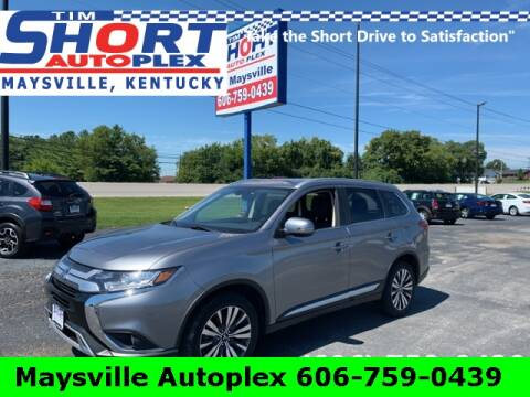 2019 Mitsubishi Outlander for sale at Tim Short Chrysler in Morehead KY
