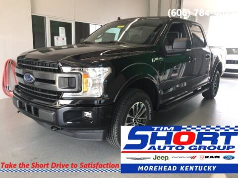 2020 Ford F-150 for sale at Tim Short Chrysler in Morehead KY