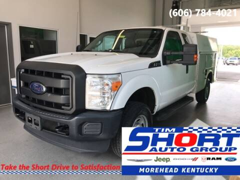2016 Ford F-350 Super Duty for sale at Tim Short Chrysler in Morehead KY