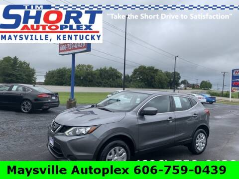 2019 Nissan Rogue Sport for sale at Tim Short Chrysler in Morehead KY