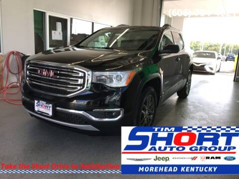 2019 GMC Acadia for sale at Tim Short Chrysler in Morehead KY