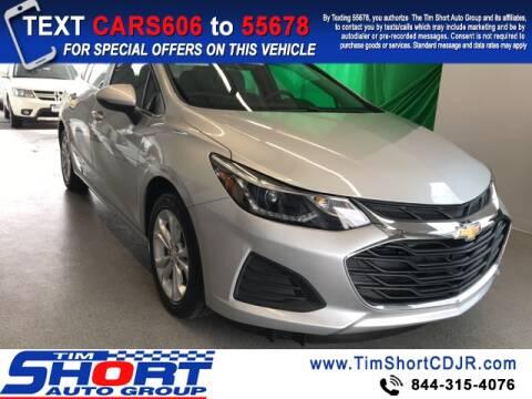 2019 Chevrolet Cruze for sale at Tim Short Chrysler in Morehead KY