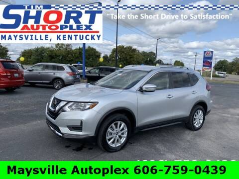 2020 Nissan Rogue for sale at Tim Short Chrysler in Morehead KY