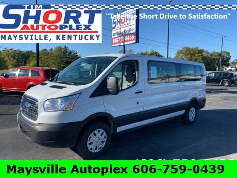 2019 Ford Transit Passenger for sale at Tim Short Chrysler in Morehead KY