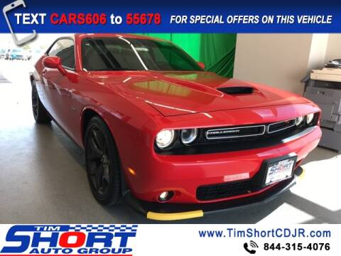 2019 Dodge Challenger for sale at Tim Short Chrysler in Morehead KY
