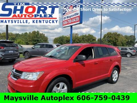 2013 Dodge Journey for sale at Tim Short Chrysler in Morehead KY