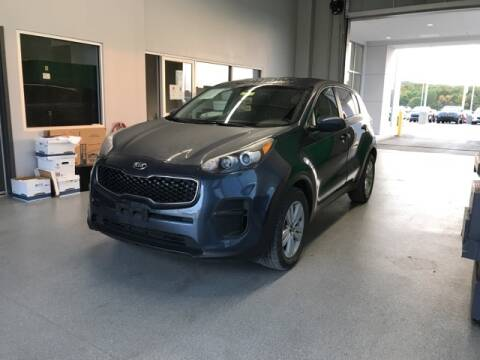 2017 Kia Sportage for sale at Tim Short Chrysler in Morehead KY