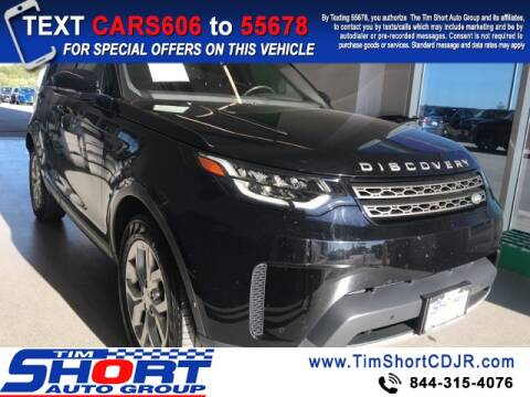 2019 Land Rover Discovery for sale at Tim Short Chrysler in Morehead KY