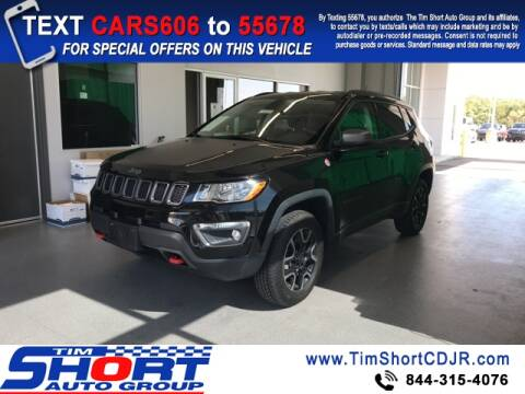 2019 Jeep Compass for sale at Tim Short Chrysler in Morehead KY