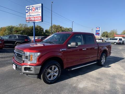 2018 Ford F-150 for sale at Tim Short Chrysler in Morehead KY