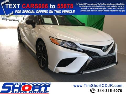 2020 Toyota Camry for sale at Tim Short Chrysler in Morehead KY