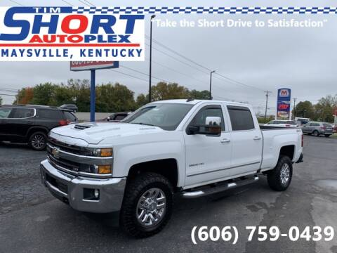 2019 Chevrolet Silverado 2500HD for sale at Tim Short Chrysler in Morehead KY