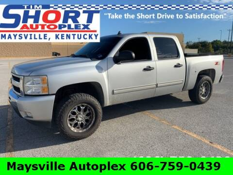 2011 Chevrolet Silverado 1500 for sale at Tim Short Chrysler in Morehead KY
