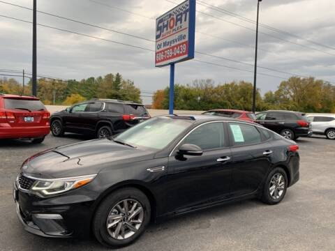 2020 Kia Optima for sale at Tim Short Chrysler in Morehead KY