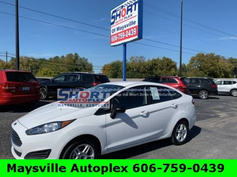2019 Ford Fiesta for sale at Tim Short Chrysler in Morehead KY
