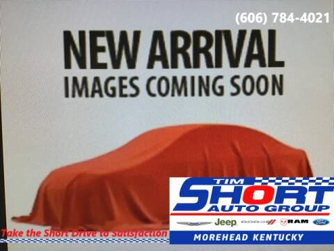 2020 Jeep Compass for sale at Tim Short Chrysler in Morehead KY
